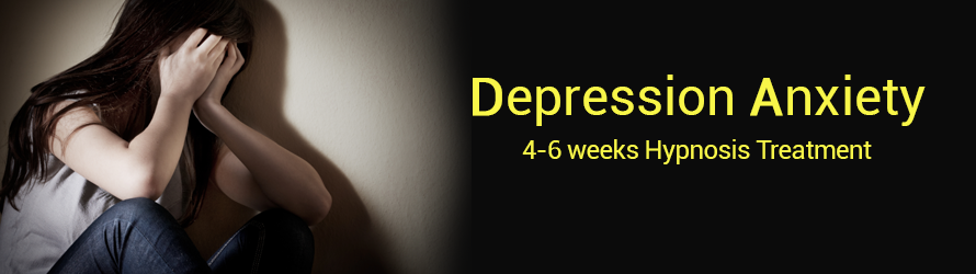 depression hypnosis, depression anxiety treatment